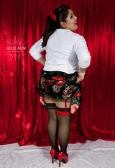 (Julie Ann Photos) Tags: julieannphotos eskandalo valentinesday pinup 2017 portraits boudoir lehighvalleyphotographer breinigsville pennsylvania