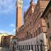Piazza del Campo, Siena, Italy.