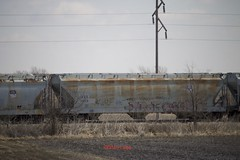 IARR030217CLEV4 (eslade4) Tags: iarr iowariverrailroad abbot exiac exmstl excnw coveredhoppers iarr1003