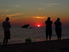 Sunset At Sunset Beach, Cape May, NJ (momcat14c) Tags: ocean sunset summer newjersey nj august shipwreck sunsetbeach capemay delawarebay 2015 capemaycounty ssatlantus