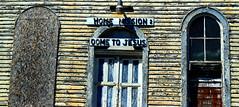 James E Smith Abandoned Worship (Cult) Center (StashPhotog) Tags: ohio abandoned church james memorial worship jesus smith center e cult come alliance