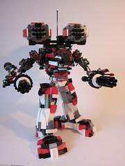 Mecha Gunner (patlacroix72) Tags: lego hard suit scifi mecha mechs foitsop