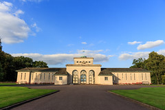 (hanminpark1) Tags: uk england london history unitedkingdom worldwarii gb egham englefieldgreen royalholloway runnymederoyalairforcememorial