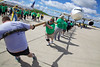 12' to go (Vicr of Flickr) Tags: charity people chicago sport race plane airplane pull championship airport team support contest rope ohare il event international help aid disabled olympics fundraiser cure challenge specialolympics teamwork prevent trophey planepull