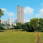 パークアクシス青山一丁目タワーの写真