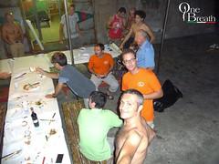 P1010262 (Corsi di Apnea didattica Apnea Academy) Tags: dinner amici livorno apnea grigliata antignano onebreath
