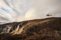 Dropping of the new viewing platform (KennethVerburg.nl) Tags: norway norge vakantie europa europe bergen scandinavia noorwegen 2015 scandinavie