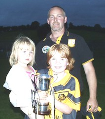 Paddy Fox and Family