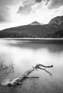 Black (and White) Lake