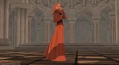 371 - Temperance (Sannita_Cortes) Tags: fashion female sl secondlife styles vigo zoz kosh virtualworld flippant izzies virtualfashion groupgift doubletaker 50lfriday glamaffair