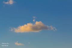 lonely Cloud (ch9x) Tags: blue sky clouds natur himmel bluesky sonne jahr blauerhimmel kiel blauer ort wellen traurig 2015 leinwand motiv vorschlag falckenstein vorschlagleinwand