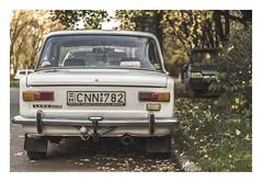 Lada 1200S (tibordavid) Tags: old autumn vintage retro lada 1200s