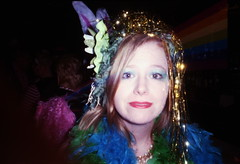 IMG_0002 (spoeka) Tags: carnival party selfportrait me analog cn 35mm germany stars deutschland costume rainbow lomo lomography kiss colours cologne lips analogue colourful mermaid unicorn selbstportrait kb bunt calypso regenbogen karneval kuss einhorn sterne köln singleuse kodak800 verkleiden lippen kostüm meerjungfrau altweiber einwegkamera unicornsrainbowsandothercrazyshit vorbelichtet algaedeepseamonster