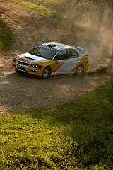 DSC_0184 (rallyinukraine) Tags: rally ukraine rallycar    mitsubiahilancerevo