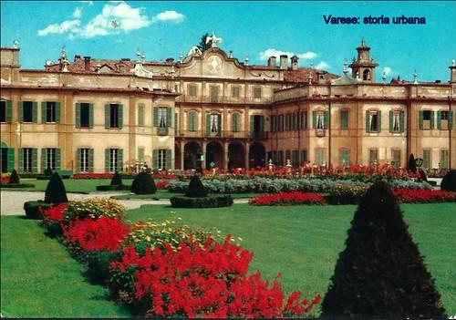 Giardini Pubblici e Palazzo Estense, ann by bosinodoc, on Flickr