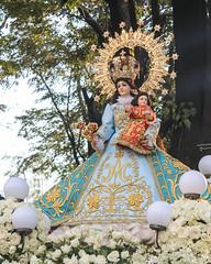 Nuestra Señora de la Rosa de Macati (rôń∂łð™) Tags: flowers roses love photography catholic maria faith mary philippines queen devotion procession makati intramuros mamamary motherofgod patroness igmp