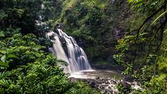 Maui waterfall (wein2040) Tags: hawaii maui