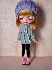 Commissioned Blythe doll