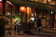 Reading the Menu (Infomastern) Tags: nightphotography night streetphotography malmö natt geolocation gatufoto geocity camera:make=canon exif:make=canon exif:isospeed=800 exif:focallength=50mm geocountry geostate exif:aperture=ƒ18 camera:model=canoneos760d exif:model=canoneos760d bnattfotografering exif:lens=ef50mmf18stm