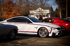 BMW M4 (Jeff_B.) Tags: autumn fall classic cars car germany automobile performance m exotic chatham german bmw mustang f80 m4 croissants f82 otherkeywords carscroissants mperformance