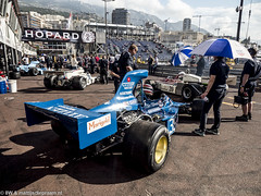 2016 Monaco GP Historique: Maki F101 (8w6thgear) Tags: 2016 monaco grandprix historique monacogphistorique pitlane paddock cosworth maki f101 formula1 f1 mechanics