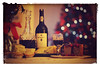52//52 Boxing Day (NikkiNakkiNoo365) Tags: stilllife 50mm canon1100d project port week52 cheese chutney food tabletopphotography christmas mincepies niftyfifty boxingday