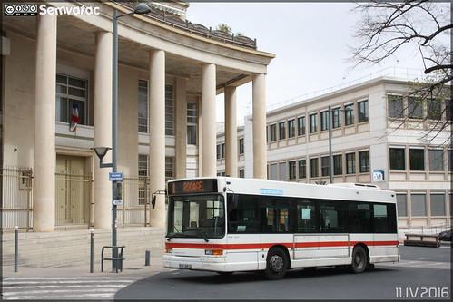 Heuliez Bus GX 117 - Transdev Urbain / Béziers Méditerranée Transports n°714