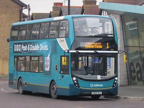 Arriva Kent Thameside 6507