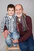 Лучшие Друзья -Дед и Лёшик (MissSmile) Tags: misssmile child kid boy grandpa portrait memories sweet together childhood happy joy smile smiles studio love tender