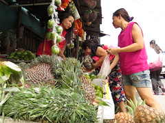 fruits for new year (DOLCEVITALUX) Tags: pineapple pineapples fruit fruits philippines newyear luckycharm