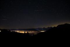 Gurnigel Light painting (felix.broennimann) Tags: sternenhimmel himmel langzeitbelichtung stadt thun thunersee nebel schweiz gurnigel gantrisch nacht sterne all weltraum weltall milchstrase universum astro galaxie abend dämmerung