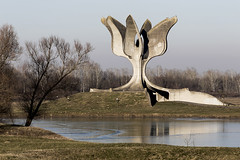 The Stone Flower. (Stefano Perego Photography) Tags: stepegphotography memorial monument sculpture concrete spomenik stone flower jasenovac croatia hrvatska concentration camp design architecture bogdan bogdanović monumento cemento croazia campodiconcentramento architettura scultura