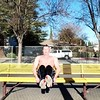 Shirtless outdoor ab workout (ddman_70) Tags: shirtless abs outdoor workout muscle pecs sweatpants