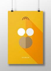 Homer (marciorodgs) Tags: homer jay simpson springfield universo marvel dc liga justiça pôster cartaz cartazes design plano ilustração ilustrações desenho desenhos comics quadrinho quadrinhos super herói heróis vilão vilões xmen pôsteres