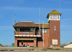 Coastguard at Littlehampton (davids pix) Tags: coastguard watchtower tower surveillance rescue security littlehampton 2017 19012017