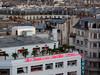 Les tissus de qualite (Toni Kaarttinen) Tags: parís paris parizo pariisi párizs parigi パリ parijs paryż париж 巴黎 frança frankreich francio francia ranska france צרפת franciaország フランス frankrijk francja franţa франция frankrike 法國 iledefrance parisian sunset montmartre les tissus de qualite neon
