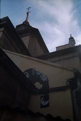 Primer Carrete Revelado. Werlisa Club Color (Sr_Bertog) Tags: madrid calle edificio pintura werlisaclubcolor werlisa