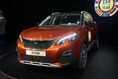 Geneva Motor Show 2017 (802) (jayp018) Tags: genevamotorshow2017 peugeot 3008 caroftheyear salon de lauto geneve 2017 cars motorshow geneva model newcars world premieres