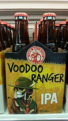 Voodoo Ranger IPA (Adventurer Dustin Holmes) Tags: newbelgiumbrewing ipa beer voodooranger drink alcohol drinks sixpack 6pack bottles