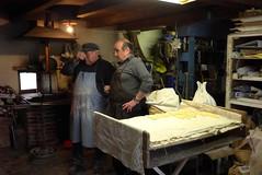 Satisfaction d'un travail bien fait ! (16Maneki) Tags: baker boulanger charente moulin moulinàeau pain tradition workers
