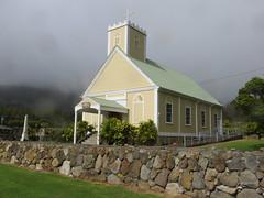 Imiola Church, Waimea (Joel Abroad) Tags: kamuela bigisland waimea churchrow imiola church 1855 hawaiian