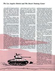 Desert Training Center Text (U.S. Army Corps of Engineers) Tags: usace usarmycorpsofengineers milcon civilworks militaryconstruction milestone didyouknow dyk losangelesdistrict losangelesriver lukeafb generalgeorgepatton deserttrainingarea wwii floodriskmanagement illustrationbybillfleming