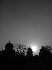 The tombs.... (Rockingfire kumar) Tags: tombs burial cemetry dead nizam hyderabad telanganatourism silhouette sunset evening blackandwhite rockingfirekumar rockingfire kumar tourism placestovisit touristspot india travelphotography phonephotography travel travelling solotraveller wanderlust wanderer journey sky bnw southindia deccan nawabs heritage indianhistory nizams cityofpearls outdoors vacation holiday visit inandaroundhyderabad neartohyderabad outskirtsofhyderabad placesinhyderabad lenovo