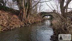 Brücke über den Wiesbach