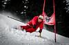 Domino (La Pom ) Tags: combloux flêche compétition descente géant moniteur ouvreur porte piste stade rodhos ski