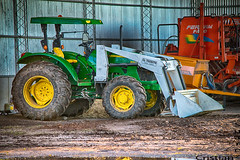 Tractor 5090E John Deere (Cristian Fotografia) Tags: tractor john colonia deere bossi 5090
