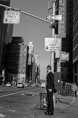(a.cadore) Tags: nyc newyorkcity blackandwhite bw candid midtown fujifilm 27mm xt1 xf27mmf28 fujifilmxt1