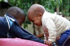 Rashid en Junior