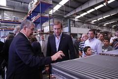 Pedro Passos Coelho em visita ao Distrito de Castelo Branco
