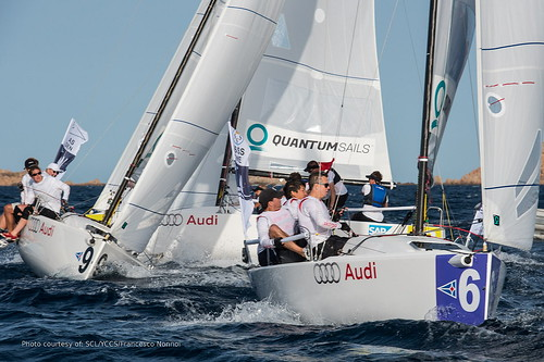 """SAILING Champions League on J/70's • <a style=""""font-size:0.8em;"""" href=""""http://www.flickr.com/photos/99242810@N02/20974233993/"""" target=""""_blank"""">View on Flickr</a>"""